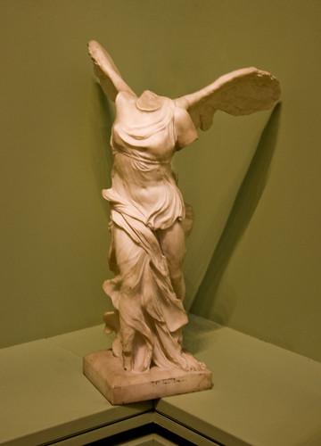 Bowes Statue