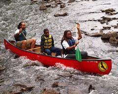 2012 Bronx River Canoe and Kayak Flotilla, New York City