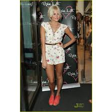 Pixie Lott Jumpsuit Celebrity Style Women's Fashion (2)