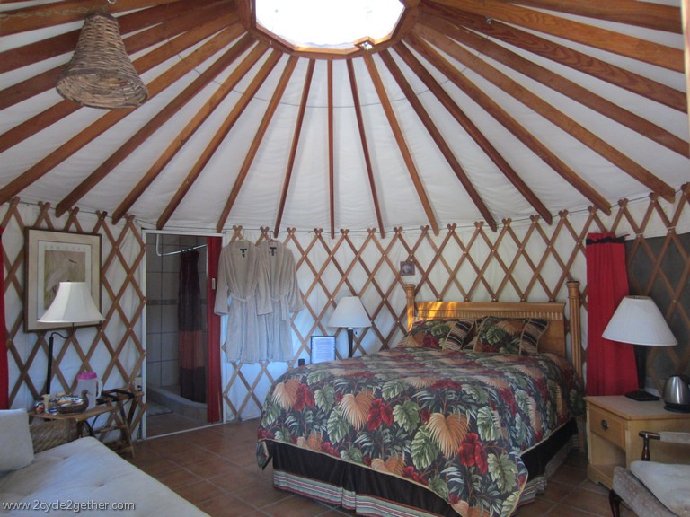 Yurt in San Ignacio