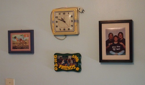 Nicknacks on the Wall