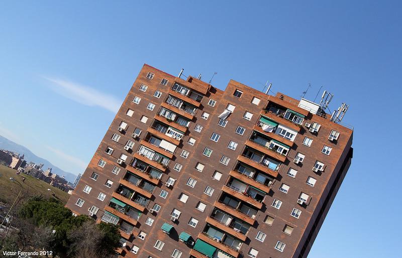 Madrid - Parque de las Siete Tetas