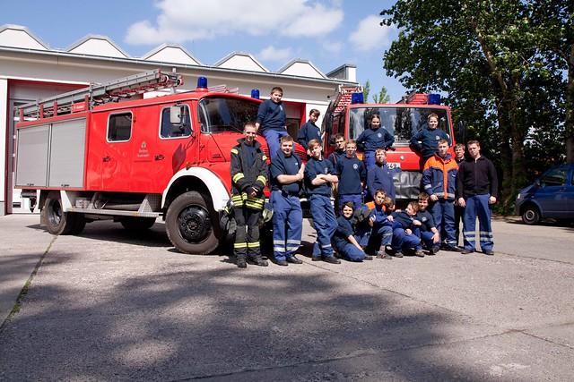 Gemeinsamer Ausbildungsdienst JF Berlin Kaulsdorf und JF Berlin Falkenberg
