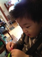 アグーズカフェにて (2012/5/12)
