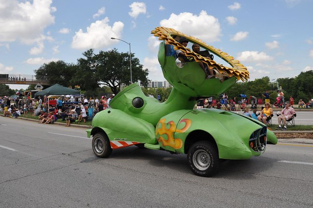 Art Car Parade 2012