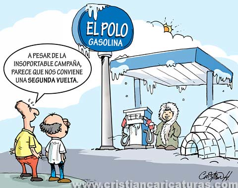 Gasolina el polo