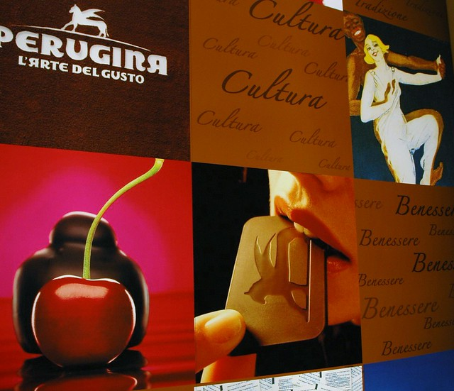 Perugina Chocolate Factory