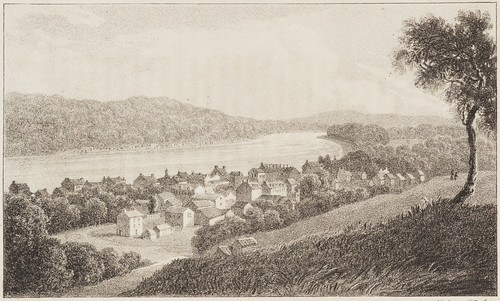 ohio print aberdeen browncounty ohioriver 1820s ohioartthrough1865 citylevelgeotagging