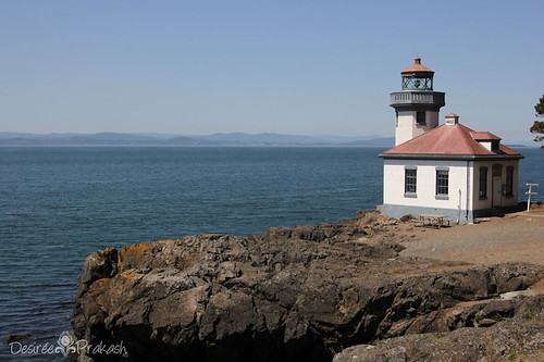 Lime Kiln State Park Lighthouse
