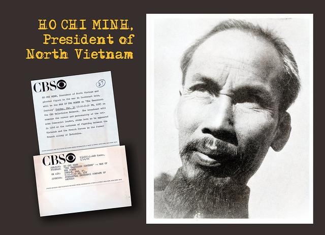 Ho Chi Minh, President of North Vietnam