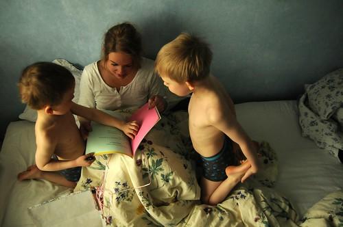 Myöhästynyt äitienpäivä 2012