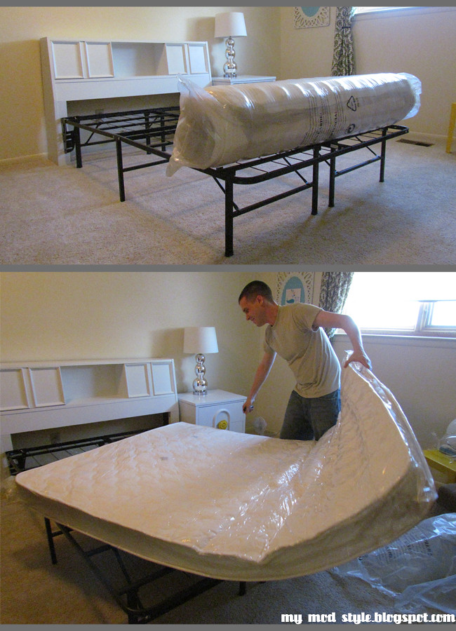 Guest Bedroom Mattress2