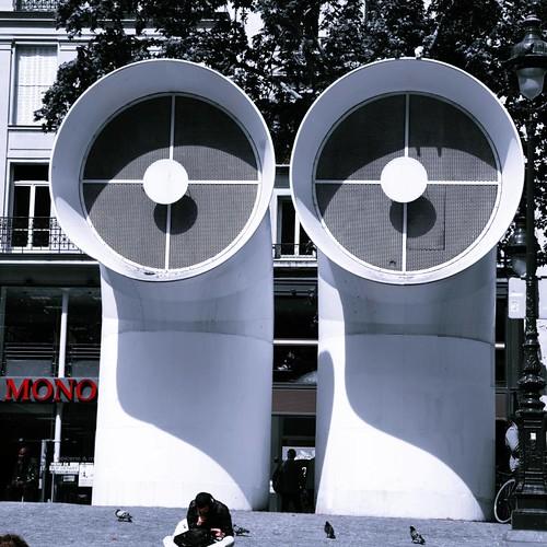 Mono / Stereo......([(366)x2 ] # 47)] by L'oeil de MoSkoub