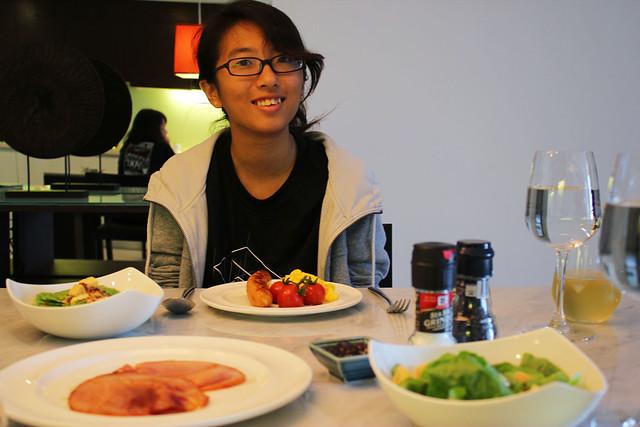 Anantara Bangkok Sathorn - Breakfast