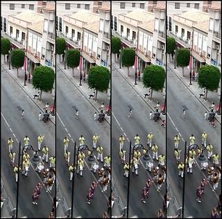 Desfile Peñas