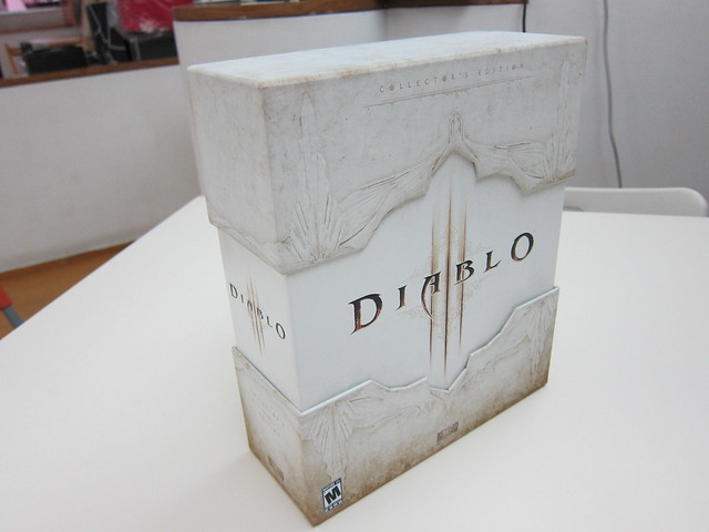 Diablo III: Collector's Edition - Box