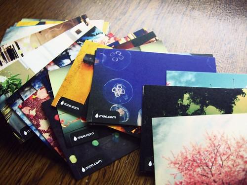 printing postcard