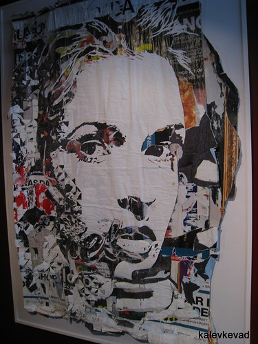 Vhils: Overload Series #02