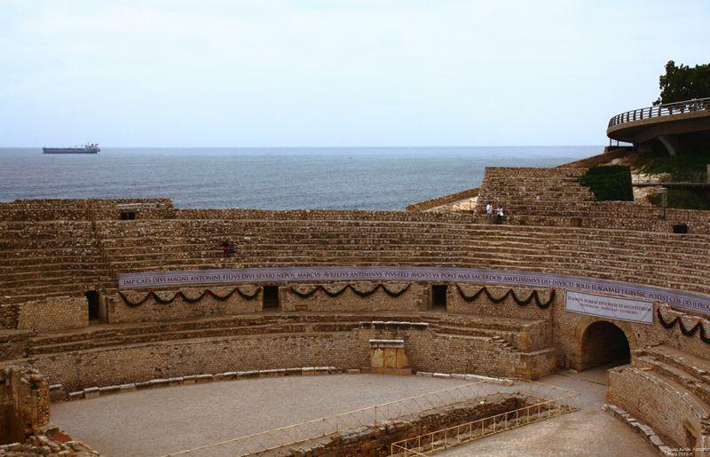 Anfiteatre Romà. Tarragona. Catalunya
