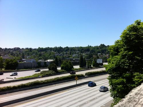 I-90 From Judkins Park
