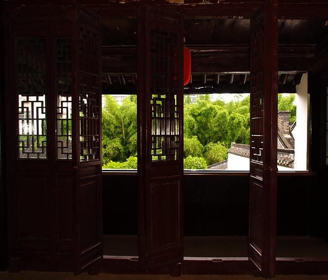 扬州何园的窗 - bldr - 多则惑 少则明