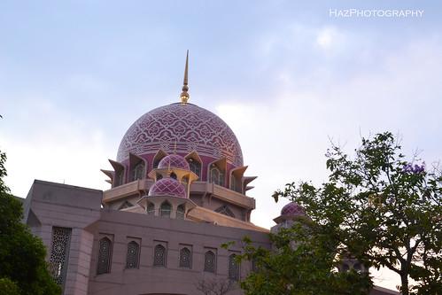 Putrajaya Mosque 2