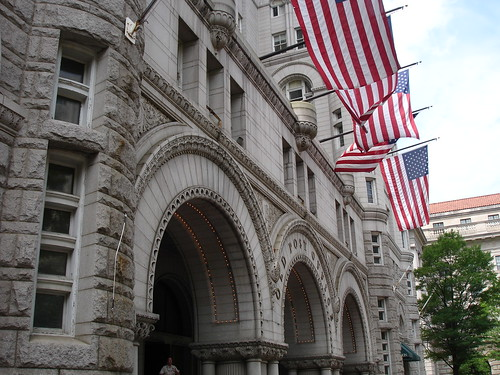 Old Post Office Pavilion in Washington, D.C.