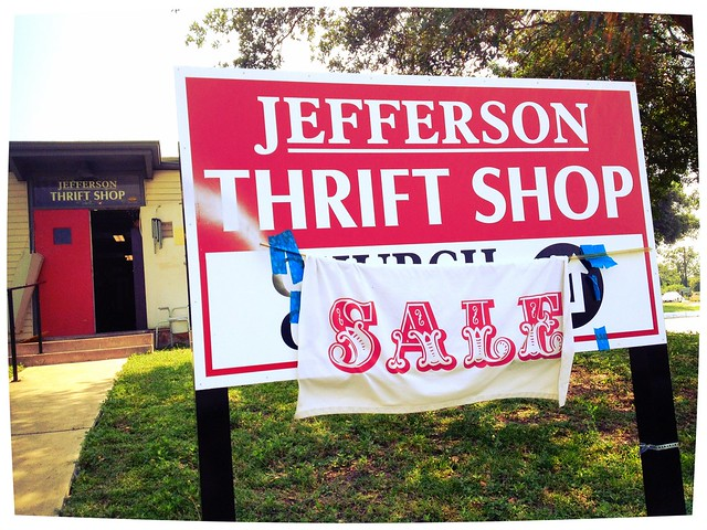 Jefferson Thrift Shop
