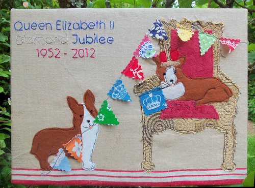 Diamond Jubilee - Corgi Love