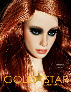 Chloe For Goldstar Cosmetics