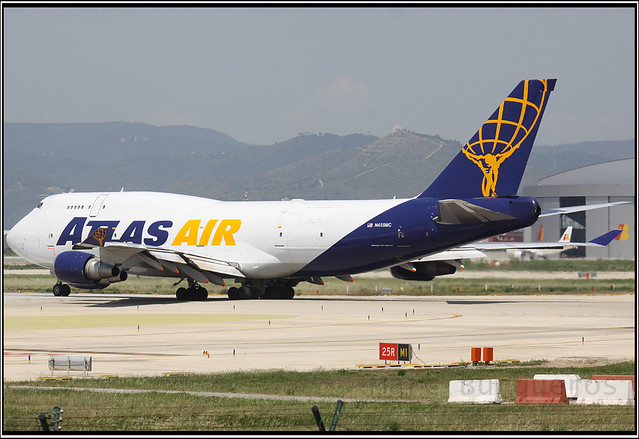 ATLAS AIR B744 N459MC