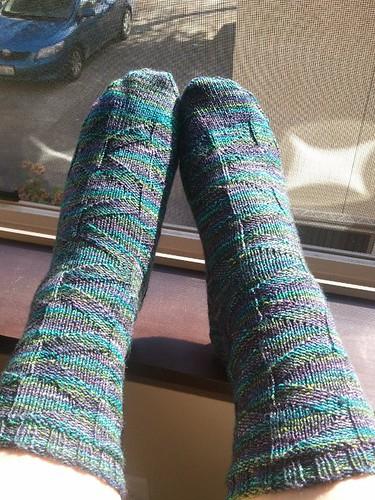 Cauchy Socks