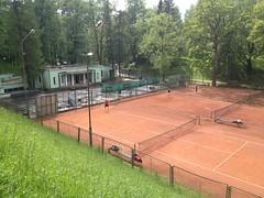 Awesome tenniscourt in Tartu