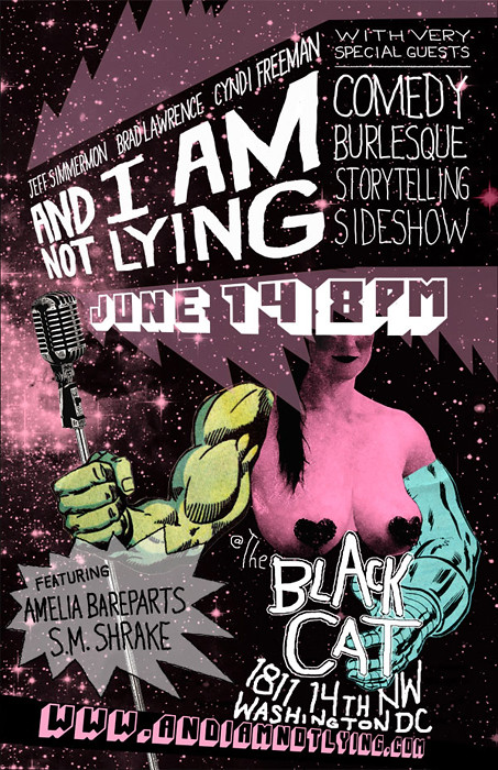 And I Am Not Lying - Live at the Black Cat