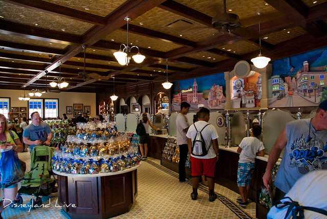 Ghirardelli, Disney California Adventure