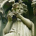 Small photo of Albert Memorial, Queensbury (detail)