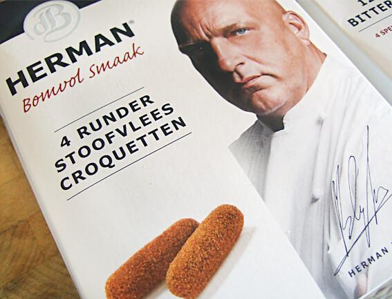 Herman den Blijker snacks
