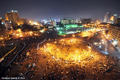 Tahrir Square - June 3, 2012