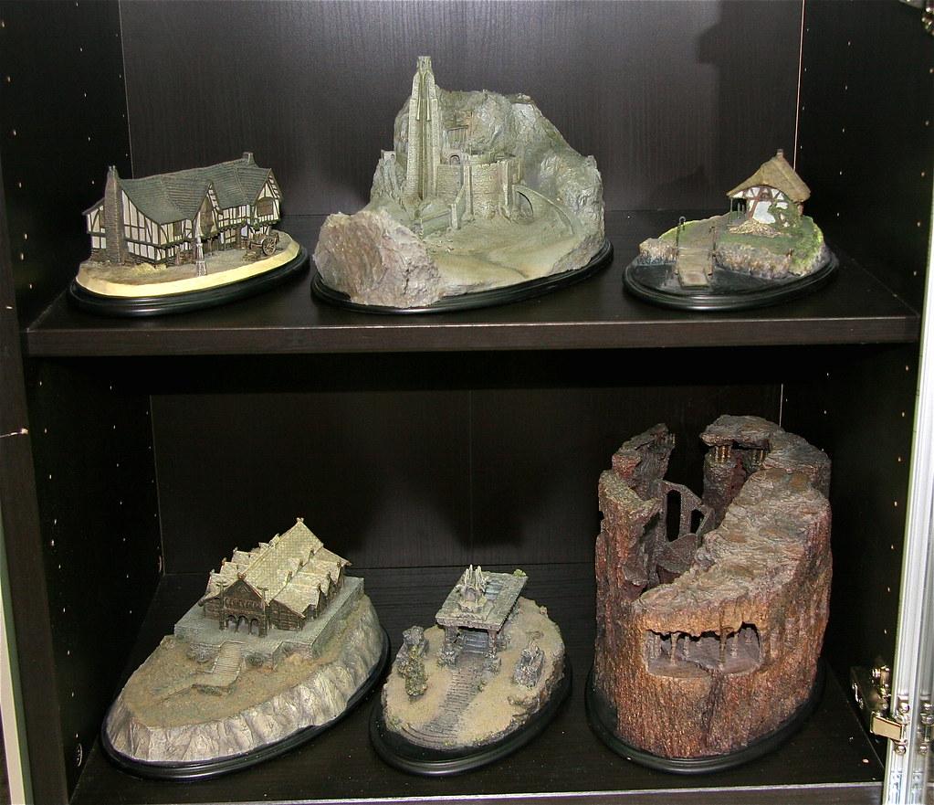 [Coleção] Lord Of The Rings  7340641172_ca9798e745_b