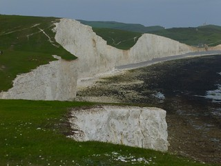The last section to Birling Gap