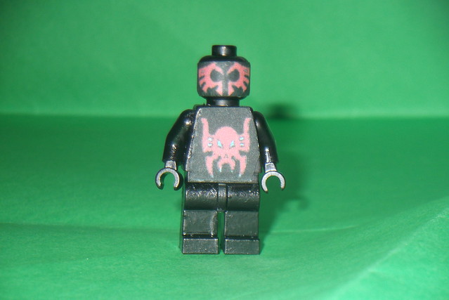 lego spiderman 2099 - photo #25
