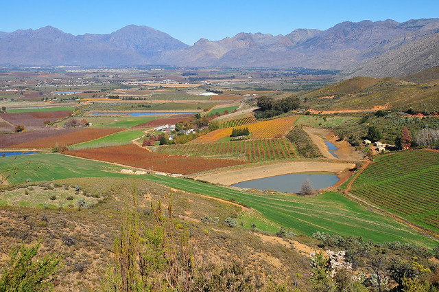 Ceres South Africa  city photos gallery : Ceres Valley | Ceres Valley from Gydo Pass South Africa DS… | Flickr ...