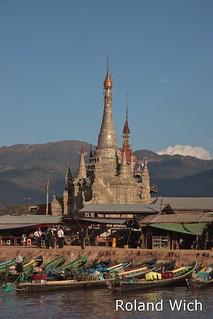 Nyaungshwe - Pagoda