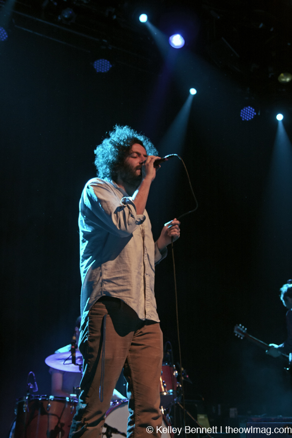 Destroyer @ The Fillmore, SF 6/5/12