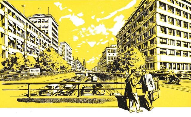 De toekomst anno 1957