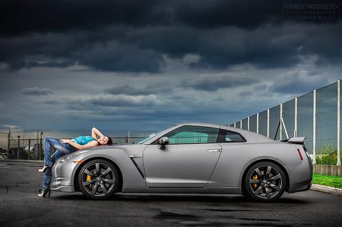 Nissan GTR by Andrey Moisseyev