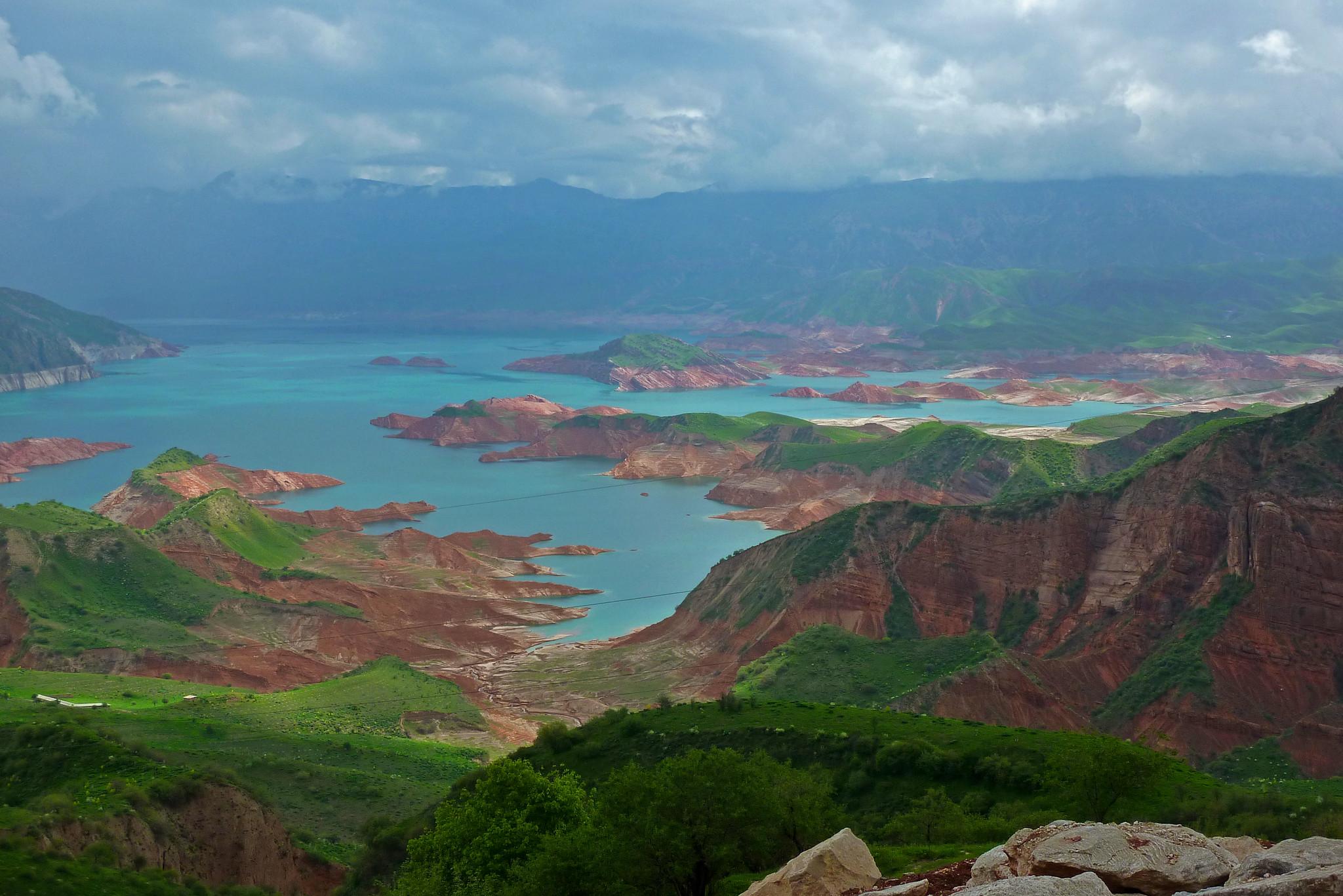 Norak reservoir