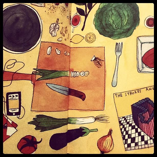Cocina indie