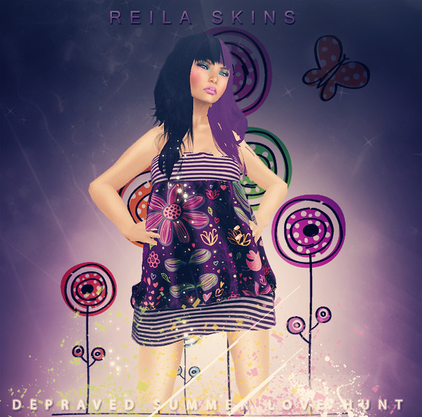 Reila Skins - Hot Summer DSL