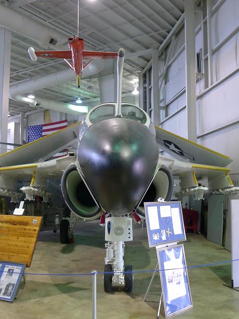 Front: A-6 Intruder